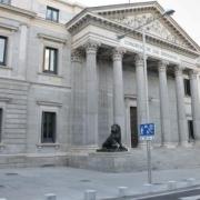 Administrativo de oficina Cortes Generales
