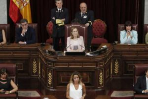 oposiciones Administrativo Cortes Generales