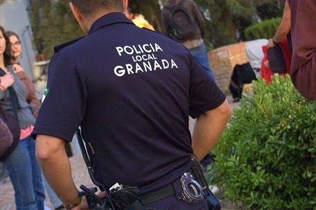 Policía Local Ayuntamiento de Granada