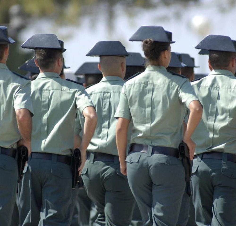 temario guardia civil 2018