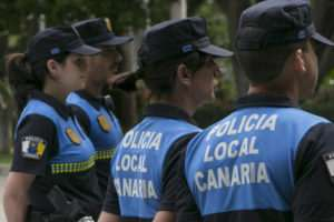 temario policia local canarias