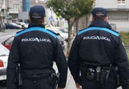 policia local Arteixo