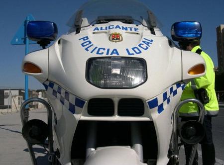Clases presenciales policia local