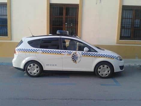 Oposiciones Policia local Arboleas
