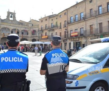 oposiciones policia local ciudad rodrigo