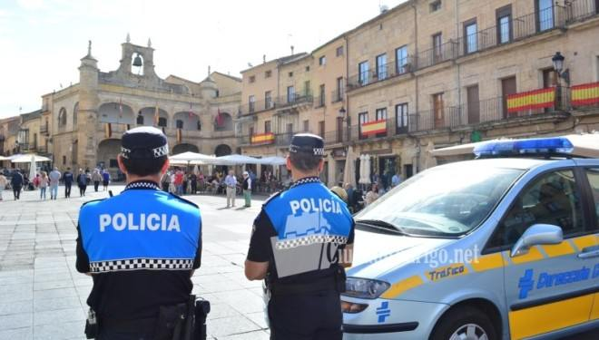 2 plazas: Policia Local Ciudad Rodrigo
