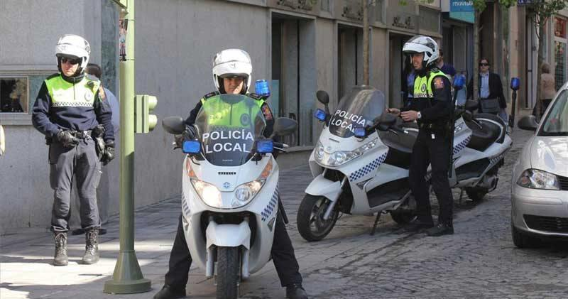 6 plazas: Policia local Badajoz