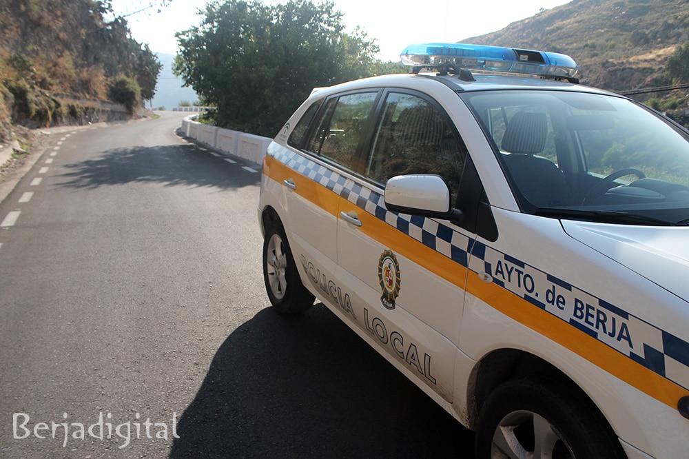 oposiciones policia local berja