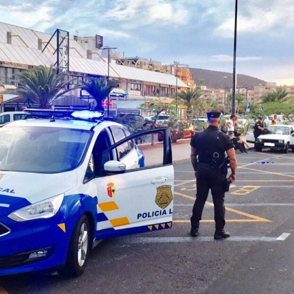 policia local Arona