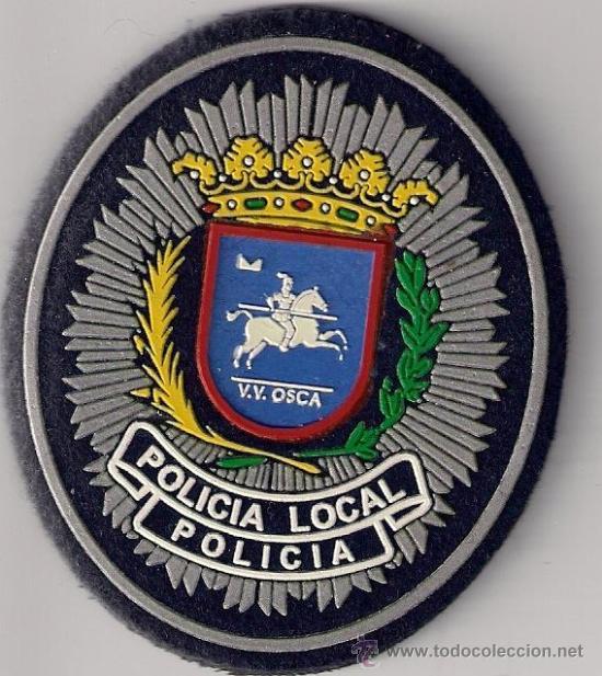 oposiciones policia local huesca