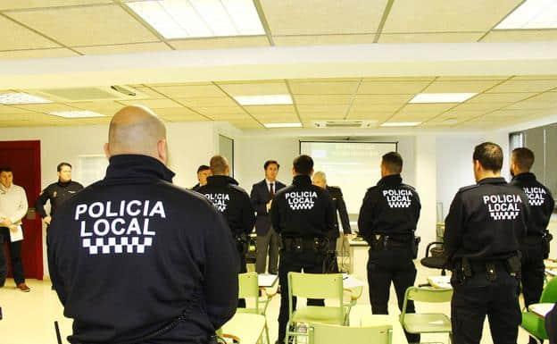 oposiciones policia local el ejido