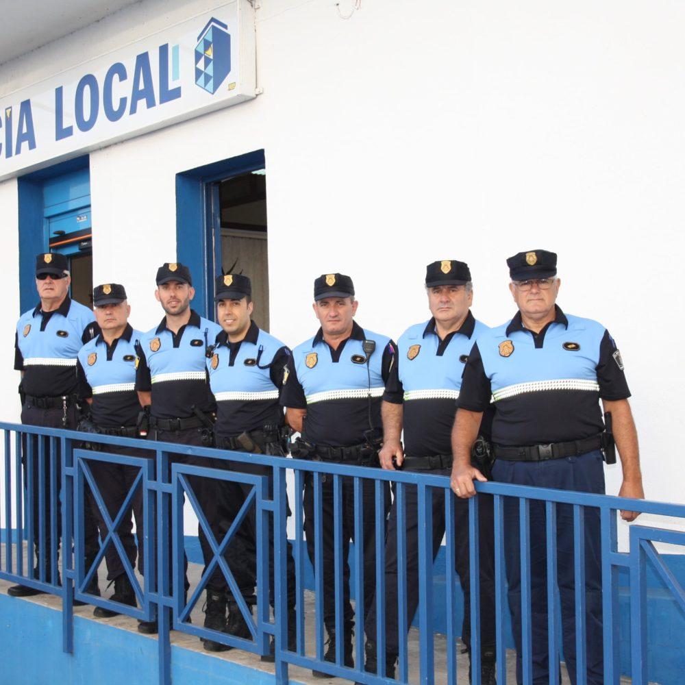 Policia Local Santa cruz de la palma