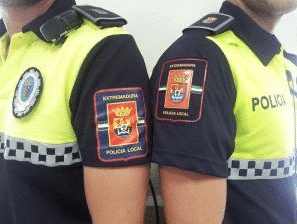 Policia local Azuaga