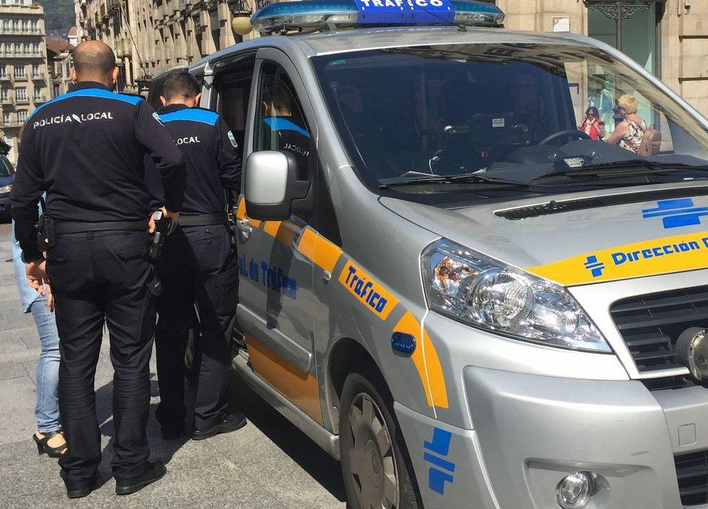 Policia local Galicia