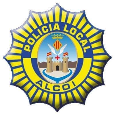 Policia local Alcoy