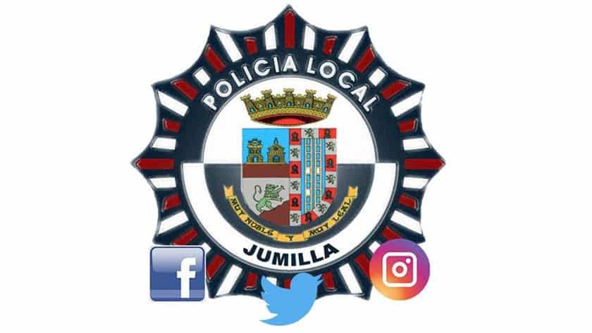 Policia local Jumilla